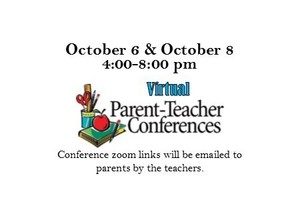 Virtual Parent Teacher  Conferences