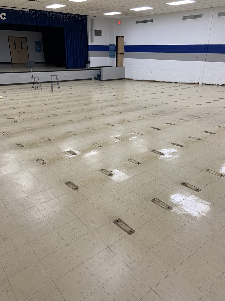 Where did the auditorium seats go?