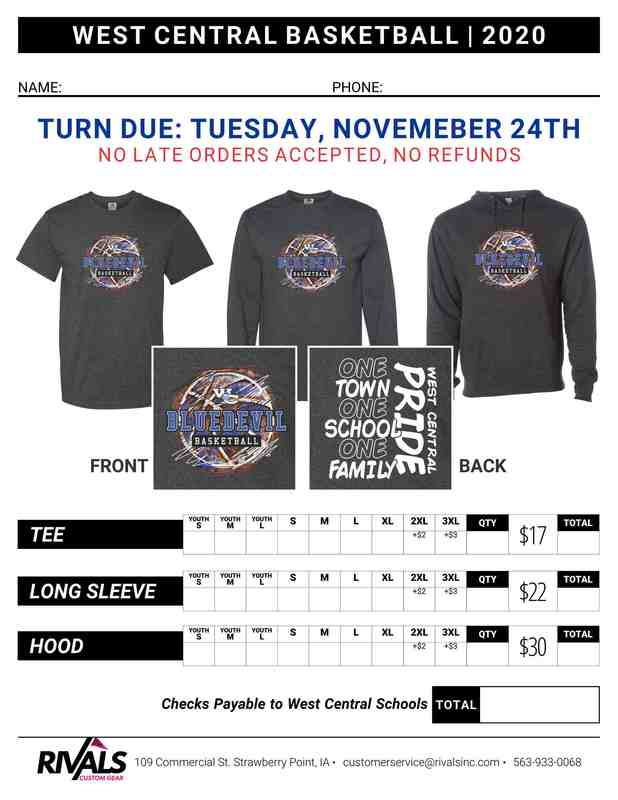 Blue Devil Basketball Shirts